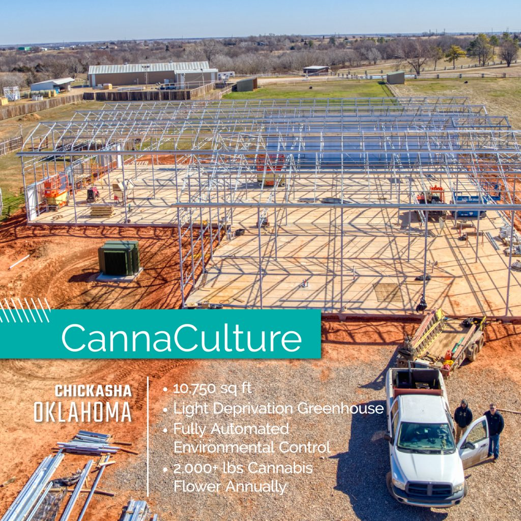 Oklahoma Cannabis Cultivation Facility