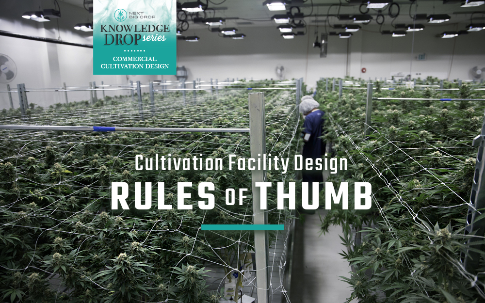 Cultivation Facility Design Rules of Thumb