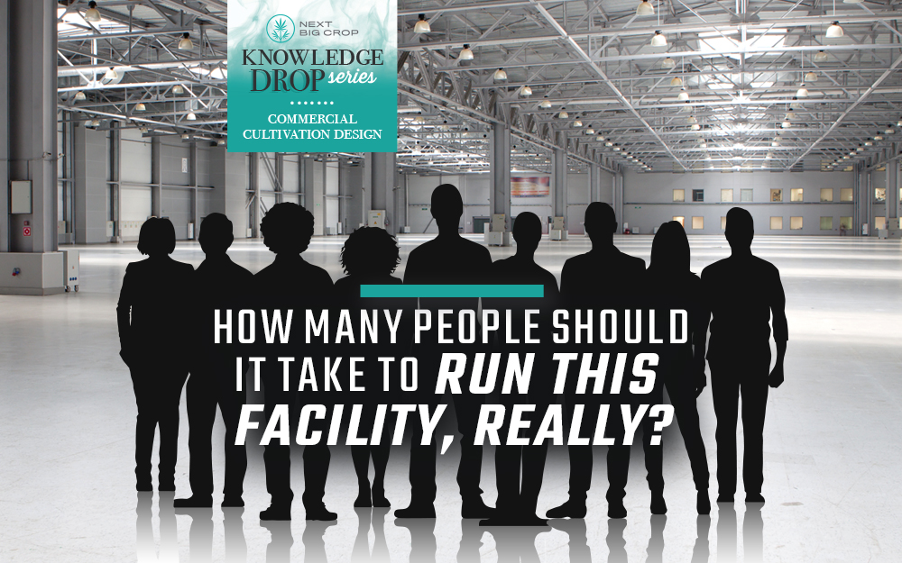 How Many People Should it Take to Run this Facility, Really?