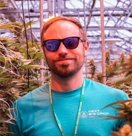 Rich Cardinal VP of Cannabis Operations