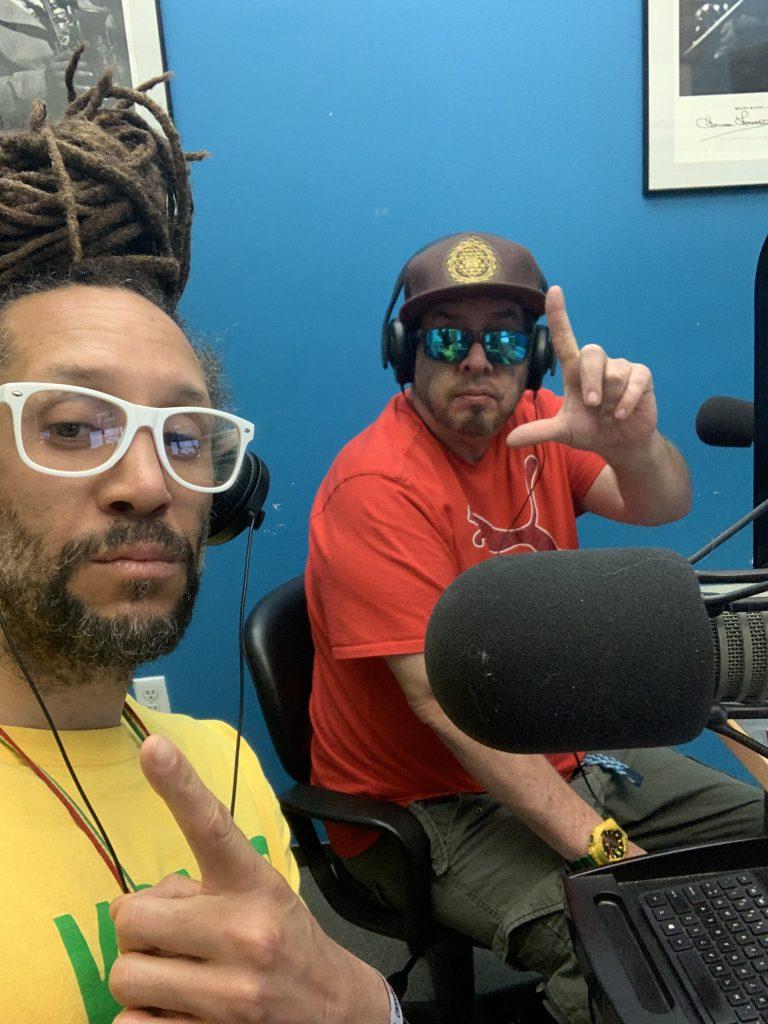 Rasta Ronnie Wear The Crown Podcast
