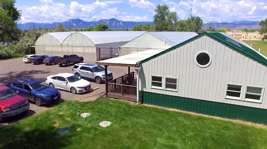SevenFive Farm Boulder Colorado