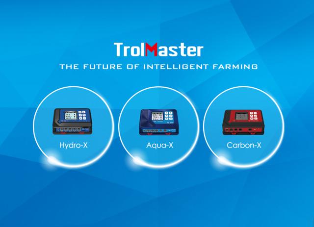 TrolMaster, The Future of Intelligent Farming | Hydro-X | Aqua-X | Carbon-X