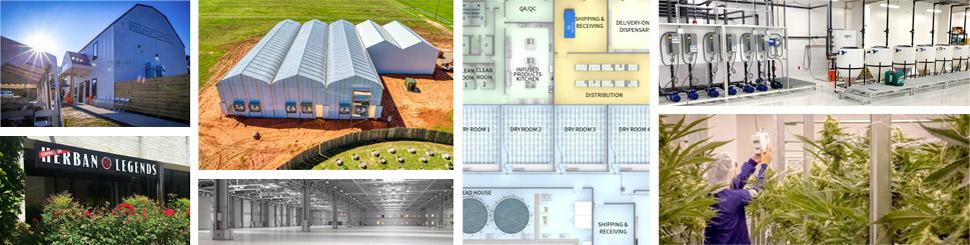Next Big Crop Facility Design, Plans, Indoor Dry Room, Outdoor Greenhouse, Herban Legends Business