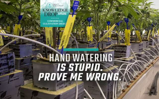 Hand Watering Is Stupid. Prove Me Wrong.